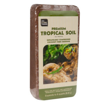 All Living ThingsA Premium Amphibian Tropical Soil