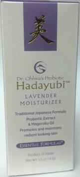 Dr. Ohhira's Probiotic Hadayubi Lavender Moisturizer Essential Formulas 1.5 oz (