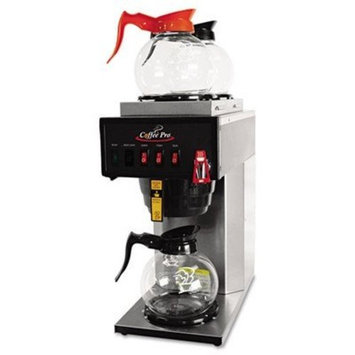 Original Gourmet Food Co. Coffee Pro High-Capacity Institutional Plumbed-In Brewer