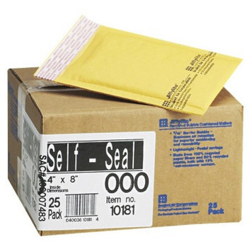 Sealed Air Air Jiffylite Self-Seal Mailer with Side Seam - Golden