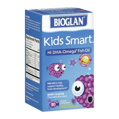 Bioglan Kids Smart Fish Oil Chewable Burstlets