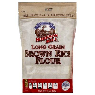Hodgson Mill Gluten Free Long Grain Brown Rice Flour 16 oz