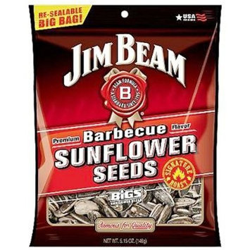 Jim Beam Barbecue Sunflower Seeds
