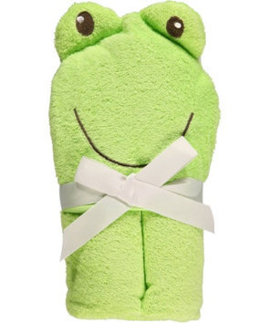 Luvable Friends Froggy Friend Hooded Towel