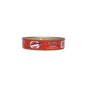Calmex Sardines In Hot Tomato Sauce 15 oz