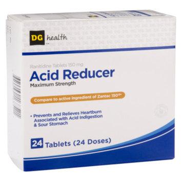 DG Health Acid Reducer 150 mg - Tablets, 24 ct
