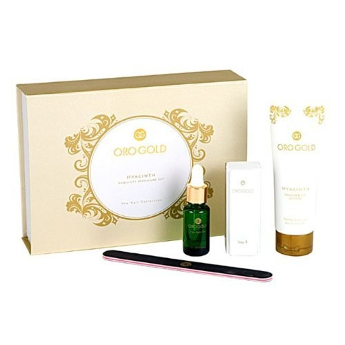 Oro Gold 24K Gold Nail Kit