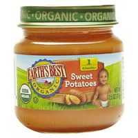 Earth's Best Organic Sweet Potatoes Baby Food, 2.5 oz. (12 Count)