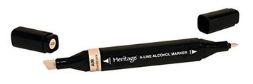 Heritage A-Line Alcohol Marker Powder Pink