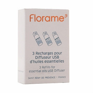 Florame USB Diffuser Refills