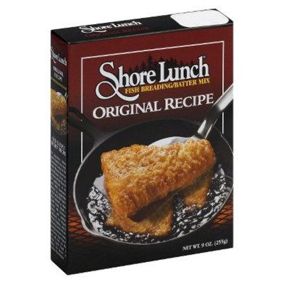 Shore Lunch Original Recipe Fish Breading Batter Mix 9 oz
