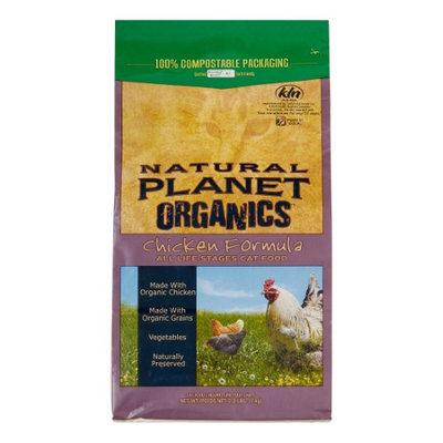 Natural Planet Organics Dry Cat Food 2.2-lb bag