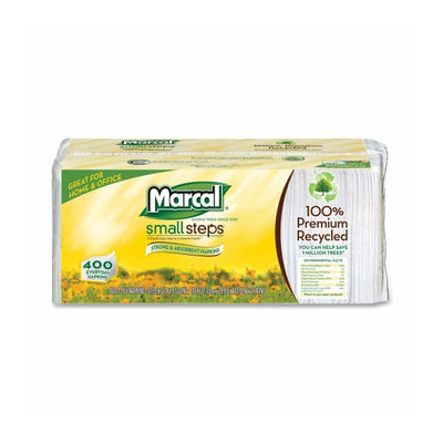 Marcal Paper Mills, Inc. Small Steps Lunch Napkins