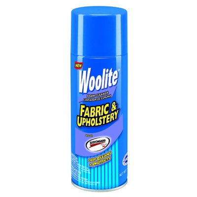 Woolite Fabric & Upholstery Foam Cleaner