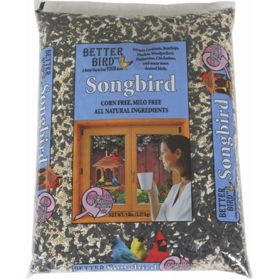 D & D Commodities LTD. Songbird Food