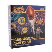 Fireworks Lightshow Dragonfire Night Rocket