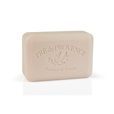 Pre de Provence Soap Shea Enriched Everyday 250 Gram Extra Large French Soap Bar - Coconut