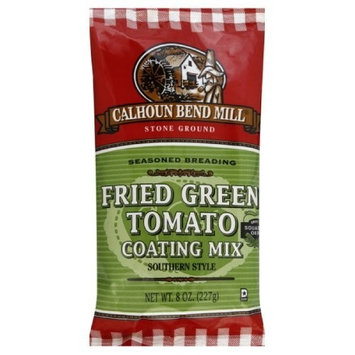 Calhoun Bend Mill Calhoun Bend Fried Green Tomato Coating, 8-Ounce (Pack of 6)