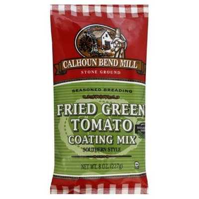Calhoun Bend Mill Calhoun Bend Fried Green Tomato Coating, 8-Ounce (Pack of 6)