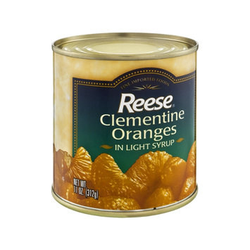 Reese Clementine Oranges in Light Syrup