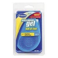 Schering Plough Healthcare Dr. Scholl's Massaging Gel Ball of Foot Cushions 1 pr
