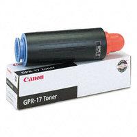 Canon GPR-17 (0279B003AA) Black Laser Toner Cartridge