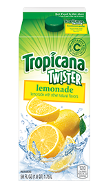 Tropicana® Twister Lemonade