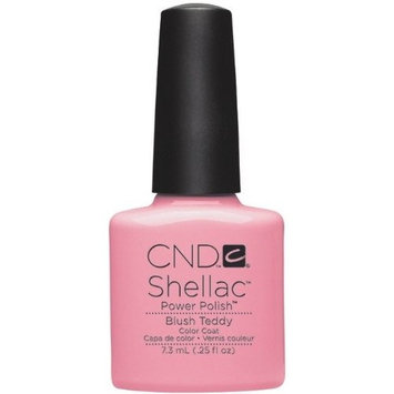 CND Nail Products CND SHELLAC UV Gel Polish Nudes *The Intimates Collection* Fall 2013 -Blush Teddy