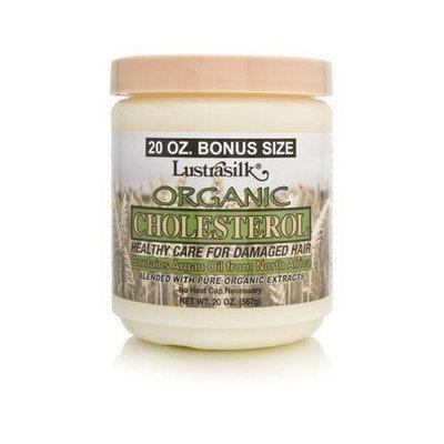Lustrasilk Organic Cholestrol Healthy Care for Damaged Hair 567g/20oz