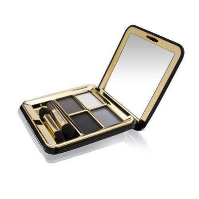 Estée Lauder Signature Eye Shadow Quad 18 Black Smoke