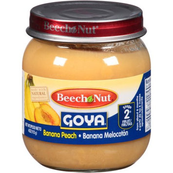 Beech-Nut® Stage 2 Goya Banana Peach