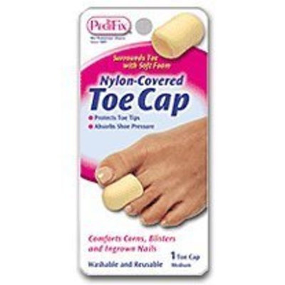 PEDIFIX INC Nylon-Covered Toe Cap Medium