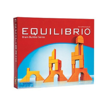 FoxMind Games Equilibrio Game Ages 5+, 1 ea