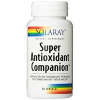 Solaray Antioxidant Super Companion Supplement, 30 Count