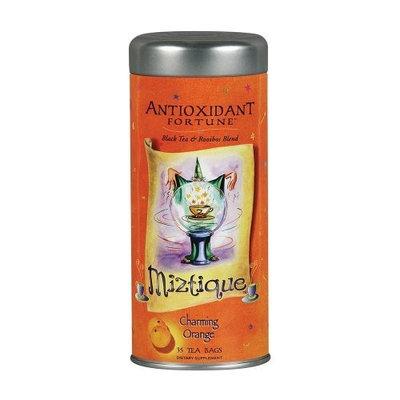 Funfresh Foods Antioxidant Fortune, Charming Orange Tea Bags, 35 Count