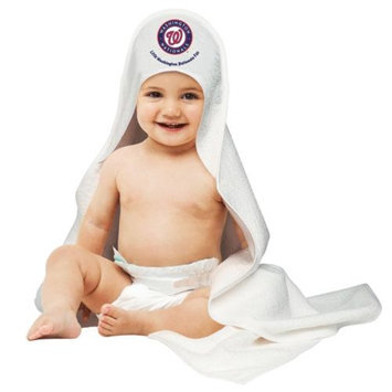 Washington Nationals Official MLB Hooded Infant Towel by McArthur