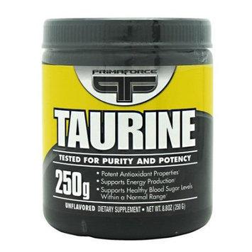 Primaforce Taurine Powder Unflavored 250 g