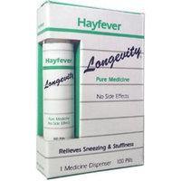 Longevity Hayfever