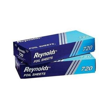 Reynolds Metal 720 Foil Wrap Sheets