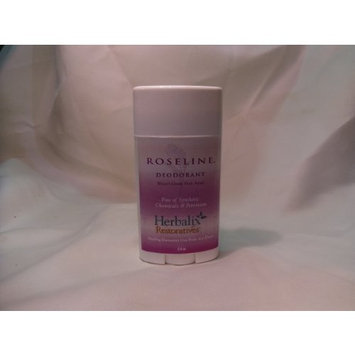 Herbalix Restoratives Deodorants Rose 2.5 oz