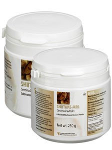 Mycology Research Lab's Mycology Research Labs - Shiitake-MRL - 250 Grams