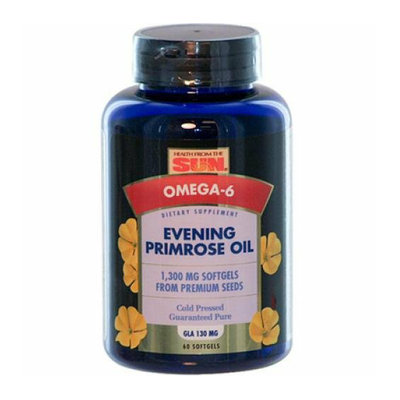 Health From The Sun Evening Primrose Oil 1300 mg 60 Caps