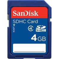 SanDisk SDHC Memory Card