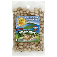 Barnard Pistachios Roasted, No Salt, 7oz