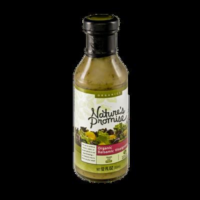 Nature's Promise Organics Organic Balsamic Vinaigrette