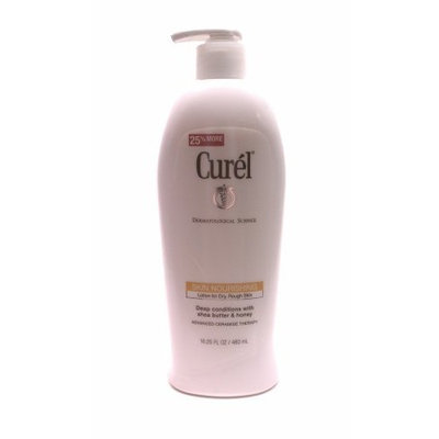 Curel Skin Nourishing Lotion-16.25 oz, Bonus Size