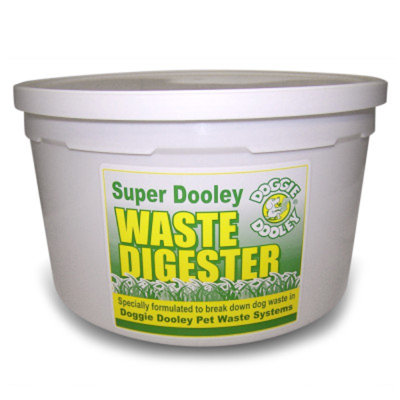 The Doggie Dooley Super Digester Powder Refill