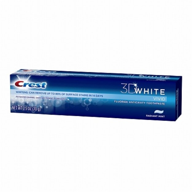 Crest  3D White Vivid Toothpaste