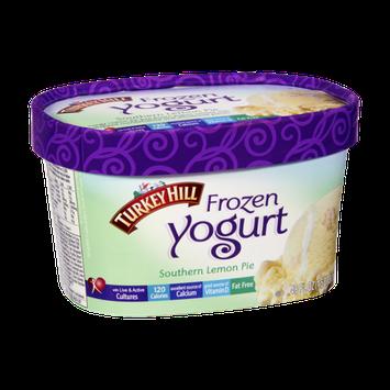 Turkey Hill Southern Lemon Pie Frozen Yogurt