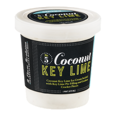 Steve's Coconut Key Lime Ice Cream